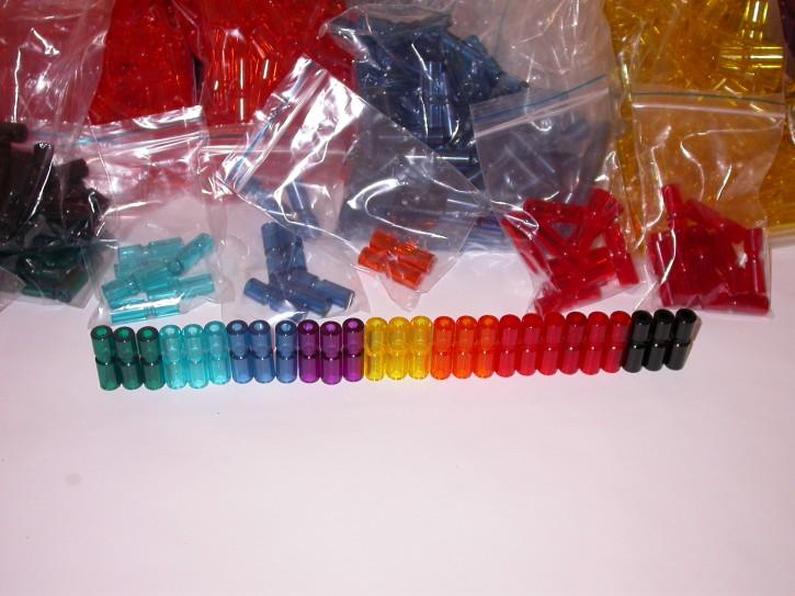 03-8365 Narrow Post verschiedene Farben