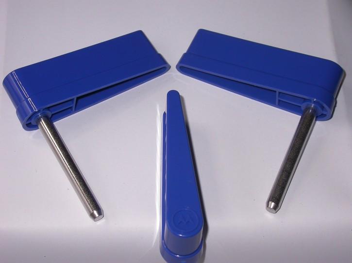 20-10110 Flipperfinger Starkes Logo verschiedene Farben Blau