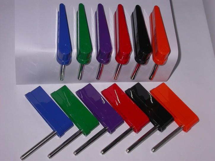 20-10110 Flipperfinger Starkes Logo verschiedene Farben