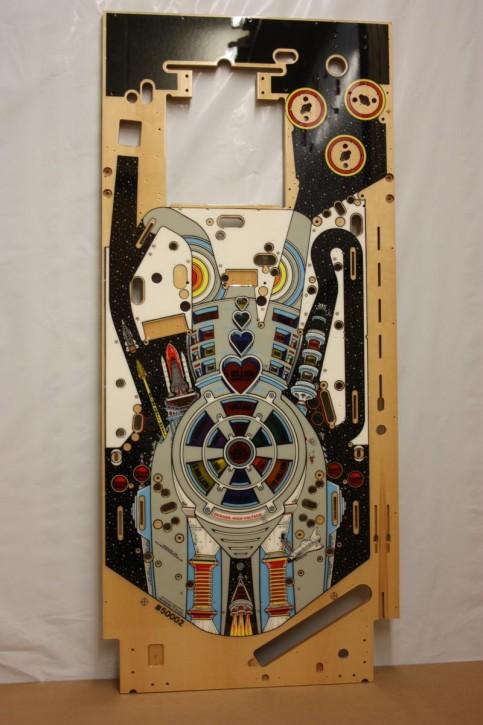 50002 The Machine Bop repro Spielfläche